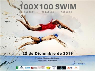 100x100 Swim Triatlón Stadium Casablanca