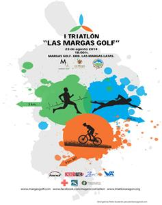 Primer Triatlón Cros Popular Las Margas-Golf