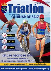 Triatlón Popular Ontinar de Salz